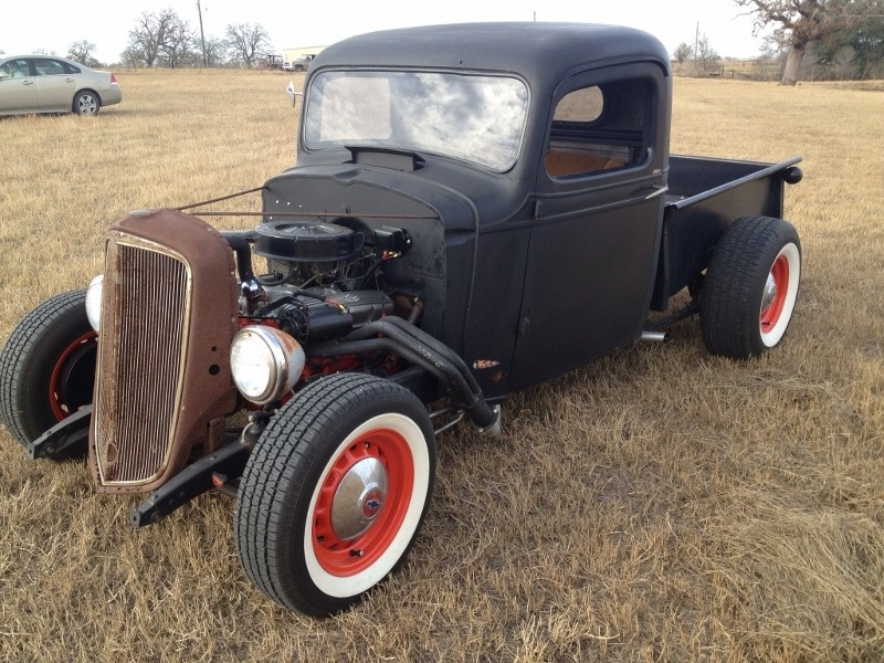 1930's Chevy hot rod T2ec1506