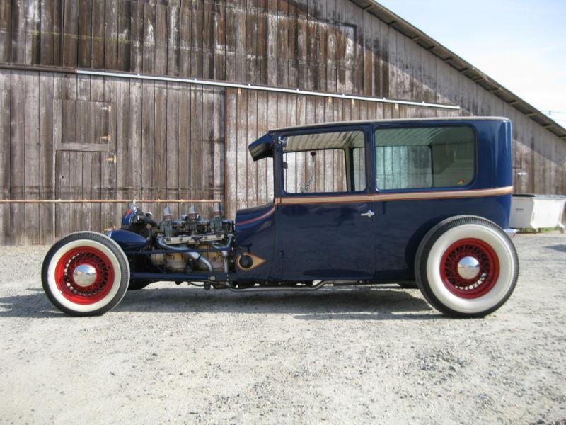Ford T hot rod (1908 - 1927) - T rod T2ec1508