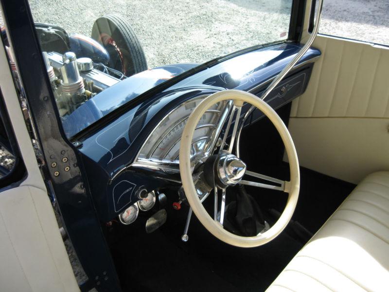Ford T hot rod (1908 - 1927) - T rod T2ec1509