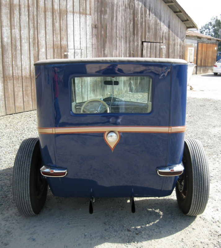Ford T hot rod (1908 - 1927) - T rod T2ec1510
