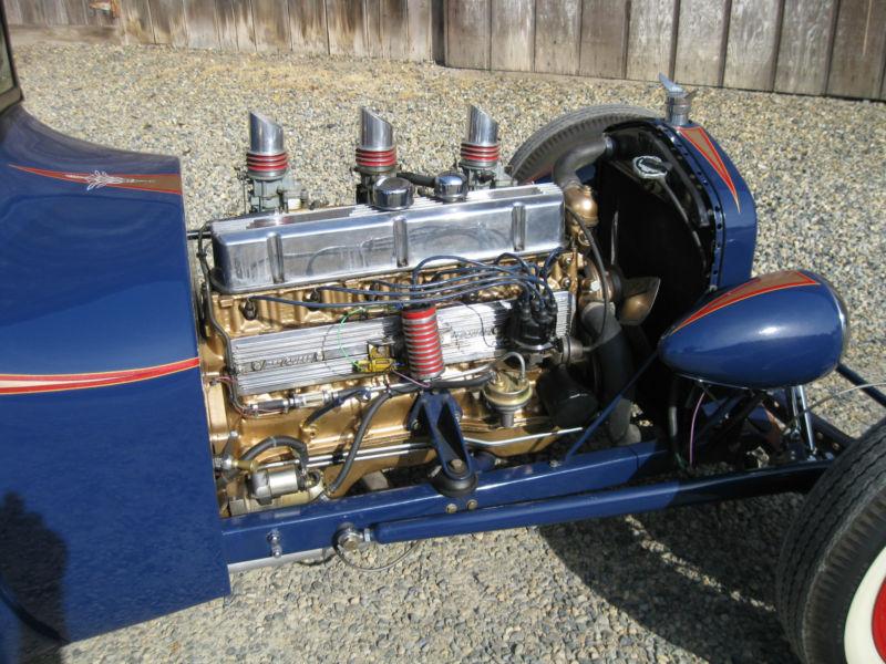 Ford T hot rod (1908 - 1927) - T rod T2ec1511