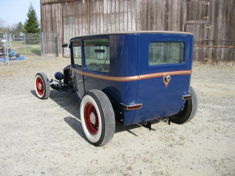 Ford T hot rod (1908 - 1927) - T rod T2ec1512