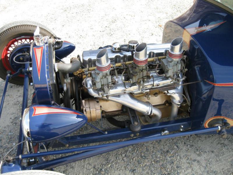 Ford T hot rod (1908 - 1927) - T rod T2ec1513
