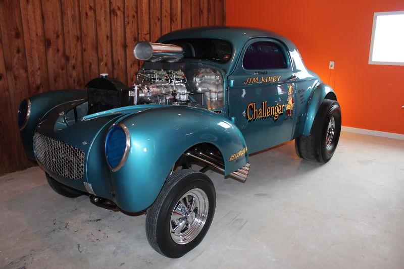 Willys 1940- 41 gasser T2ec1517
