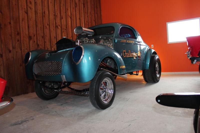 Willys 1940- 41 gasser T2ec1522