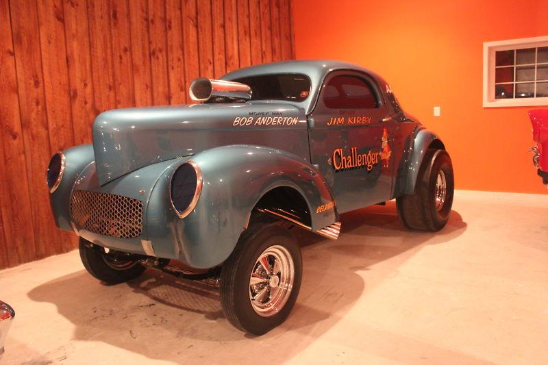 Willys 1940- 41 gasser T2ec1523