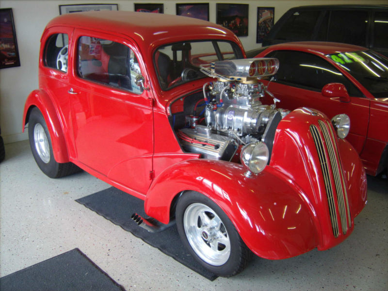 Ford Anglia street rod - hot rod T2ec1588