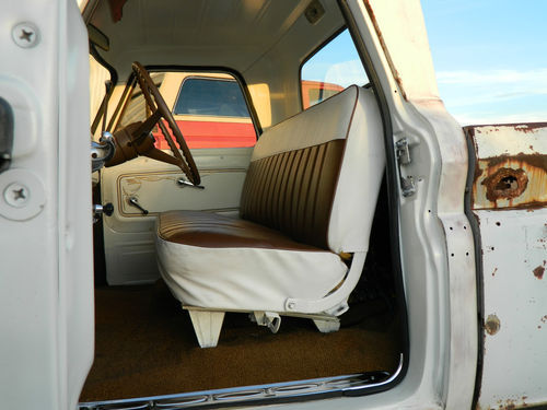 Chevy Pick up 1960- 1966 custom & mild custom T2ec1598