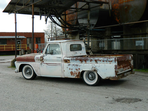 Chevy Pick up 1960- 1966 custom & mild custom T2ec1599