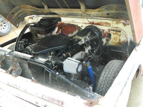 Chevy Pick up 1960- 1966 custom & mild custom T2ec1600