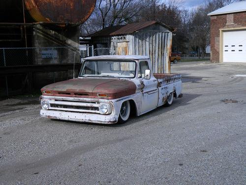 Chevy Pick up 1960- 1966 custom & mild custom T2ec1601