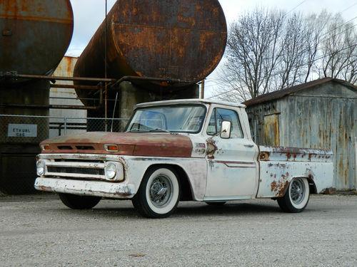Chevy Pick up 1960- 1966 custom & mild custom T2ec1602