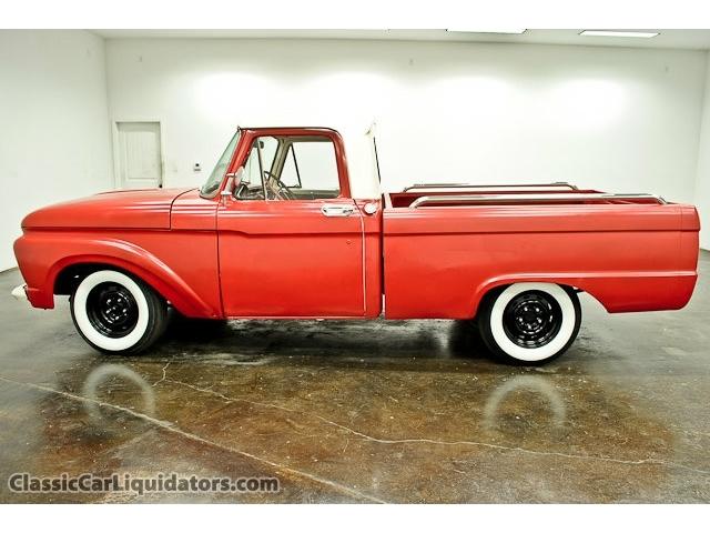 Ford Pick up 1958 - 1966 custom & mild custom T2ec1608