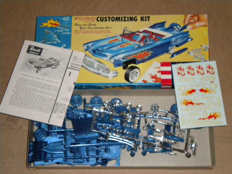 Customizing kit Revell 1/32 T2ec1616