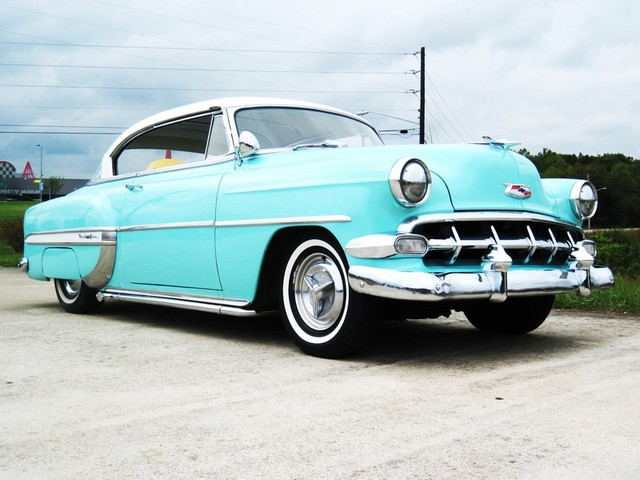 Chevy 1953 - 1954 custom & mild custom galerie - Page 2 T2ec1636