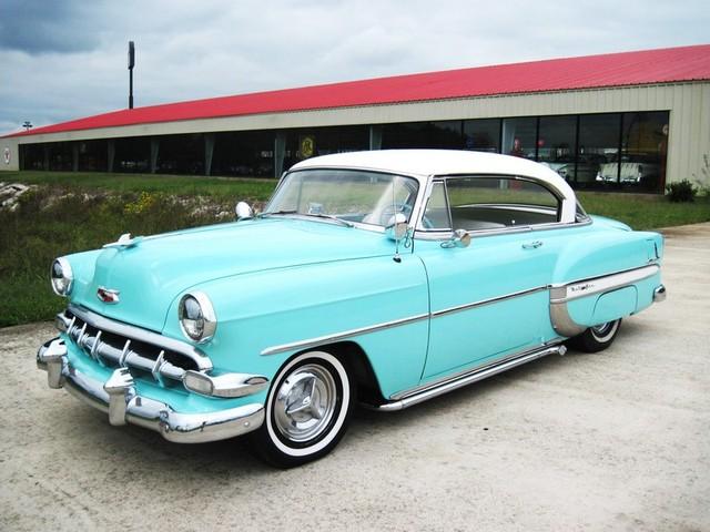 Chevy 1953 - 1954 custom & mild custom galerie - Page 2 T2ec1637