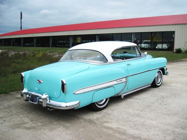 Chevy 1953 - 1954 custom & mild custom galerie - Page 2 T2ec1638
