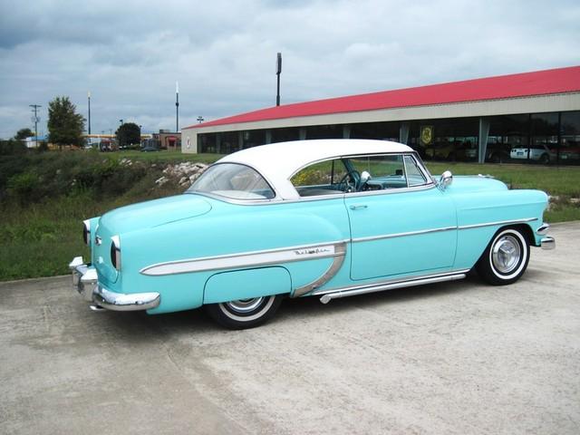 Chevy 1953 - 1954 custom & mild custom galerie - Page 2 T2ec1639