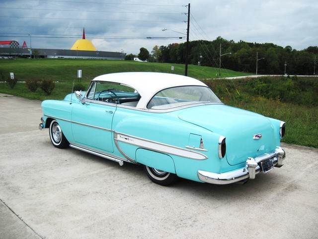 Chevy 1953 - 1954 custom & mild custom galerie - Page 2 T2ec1653