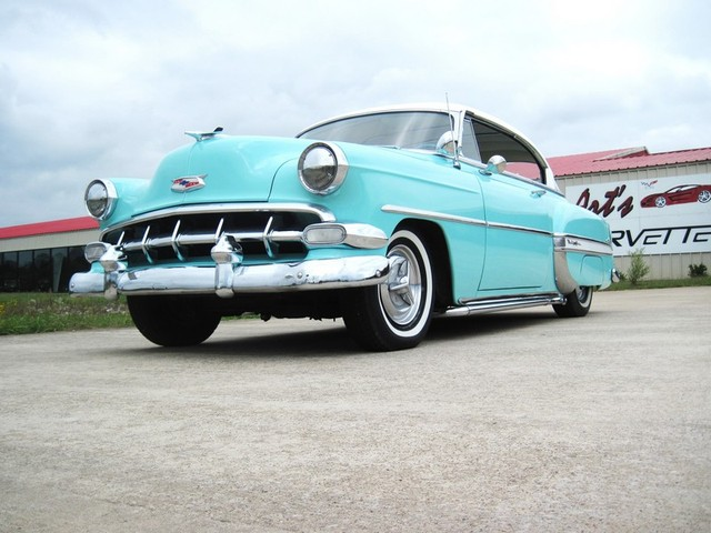 Chevy 1953 - 1954 custom & mild custom galerie - Page 2 T2ec1654