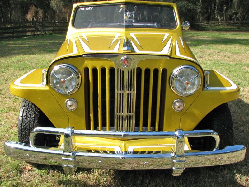 Jeep, Willys, kaiser custom and mild custom T2ec1661