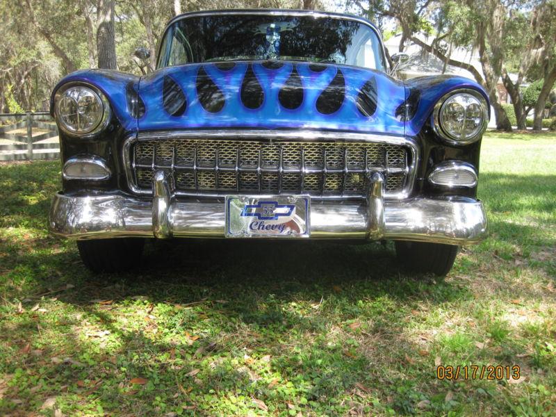 1950's Chevrolet street machine T2ec1670