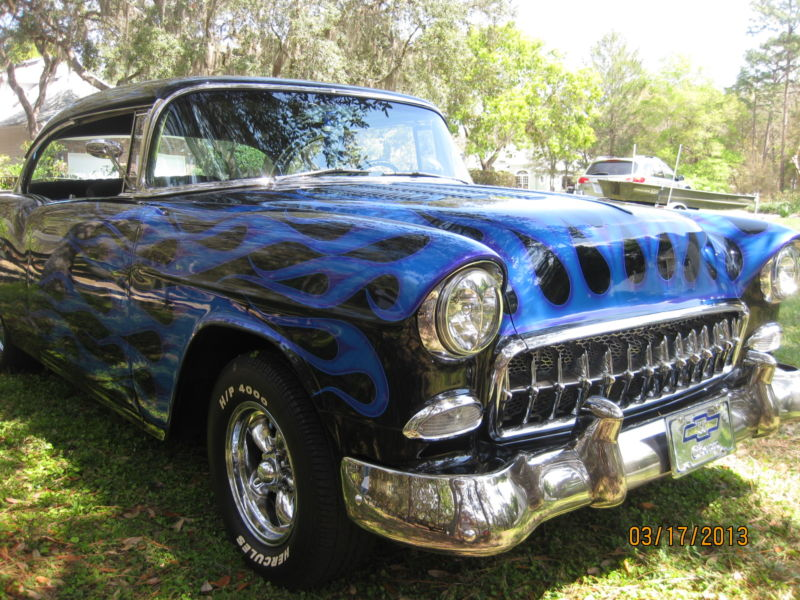 1950's Chevrolet street machine T2ec1674