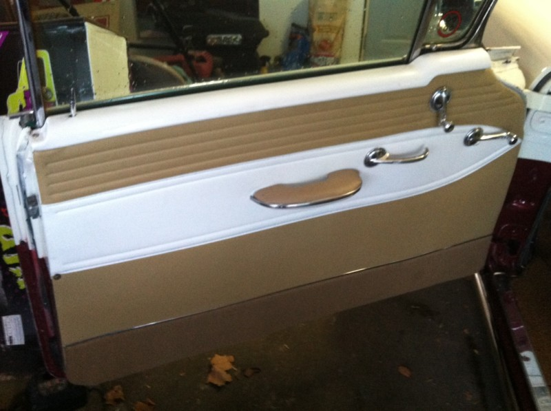 Oldsmobile 1955 - 1956 - 1957 custom & mild custom T2ec1693