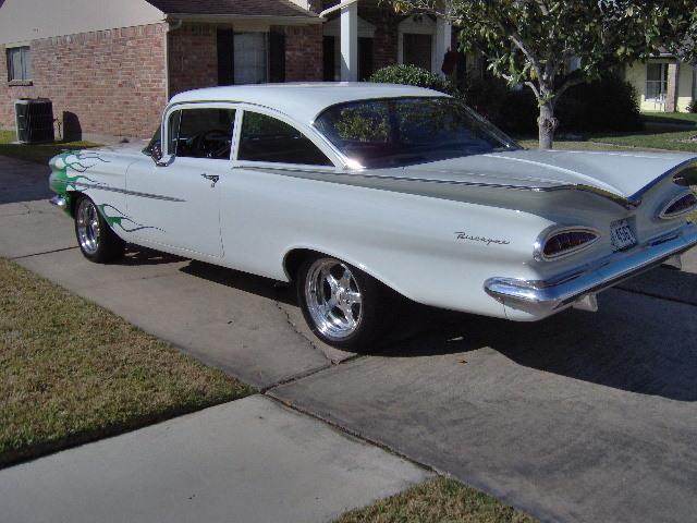 1950's Chevrolet street machine T2ec1699