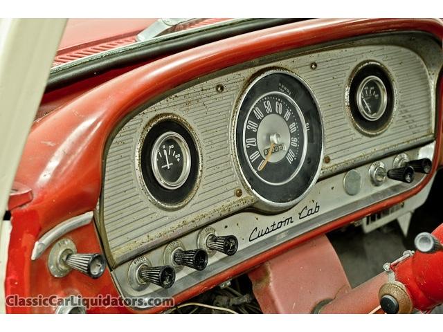 Ford Pick up 1958 - 1966 custom & mild custom T2ec1701