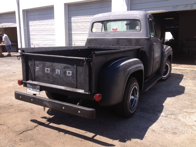 Ford Pick Up 1953 - 1956 custom & mild custom T2ec1702