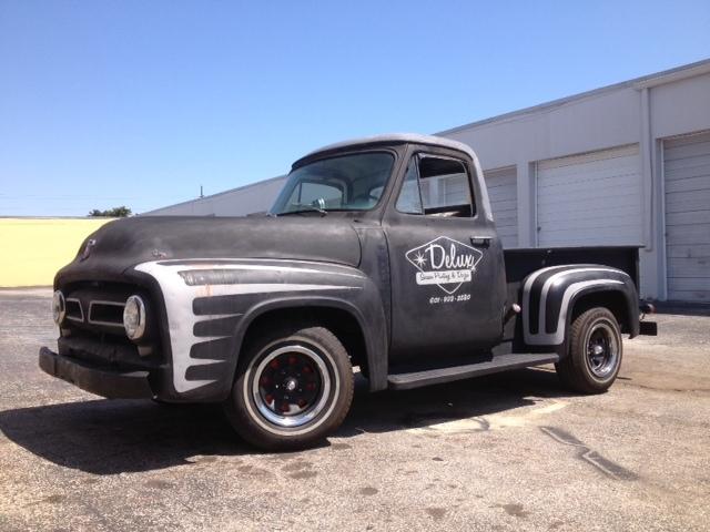 Ford Pick Up 1953 - 1956 custom & mild custom T2ec1706