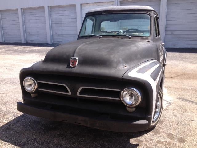 Ford Pick Up 1953 - 1956 custom & mild custom T2ec1707