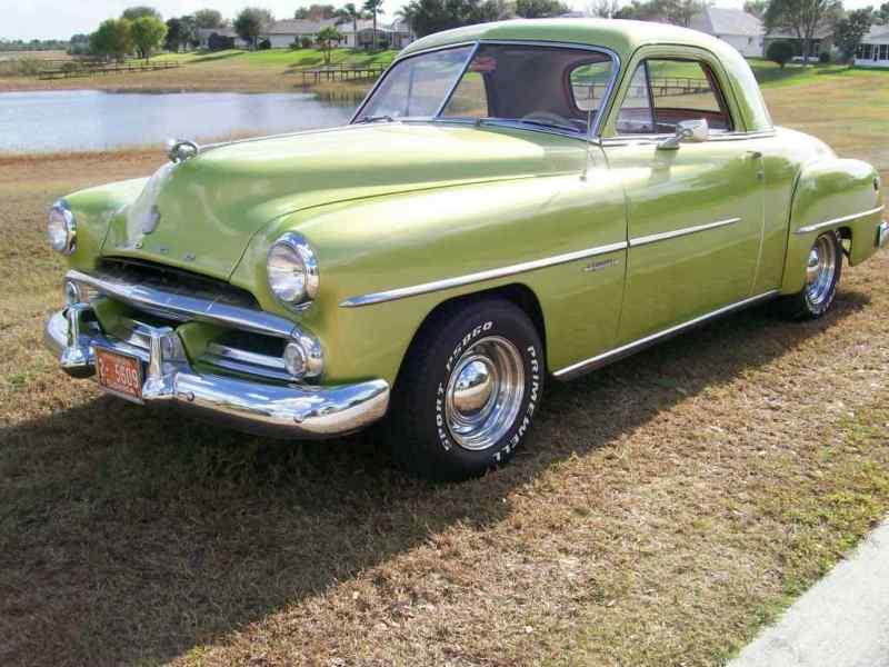 1950's Mopar street machine T2ec1709