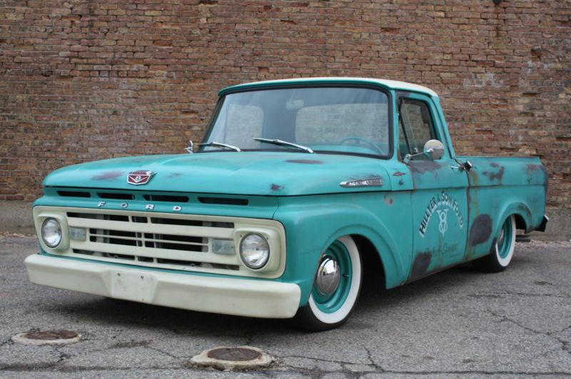 Ford Pick up 1958 - 1966 custom & mild custom T2ec1721