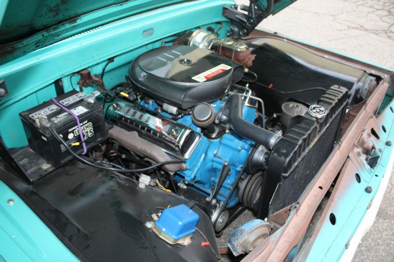 Ford Pick up 1958 - 1966 custom & mild custom T2ec1722