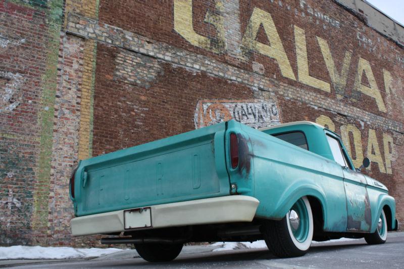 Ford Pick up 1958 - 1966 custom & mild custom T2ec1723
