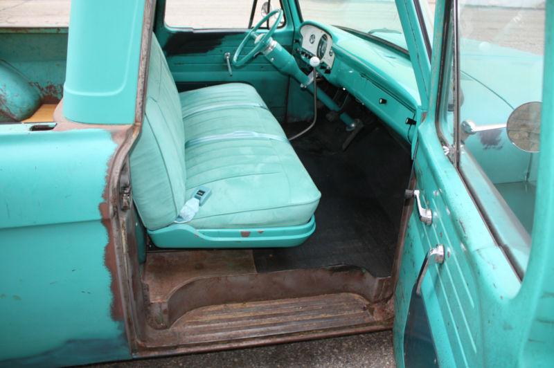 Ford Pick up 1958 - 1966 custom & mild custom T2ec1726