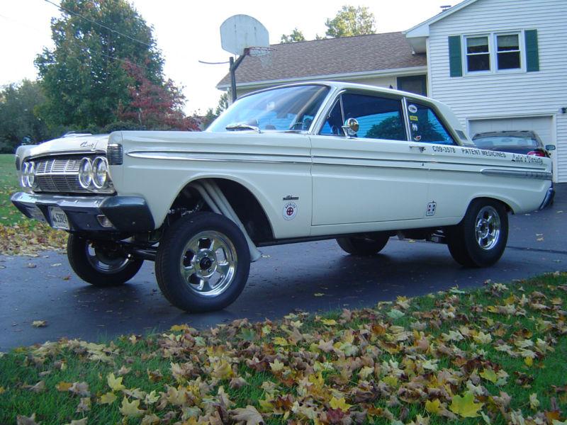 1960's Ford & Mercury gasser T2ec1745