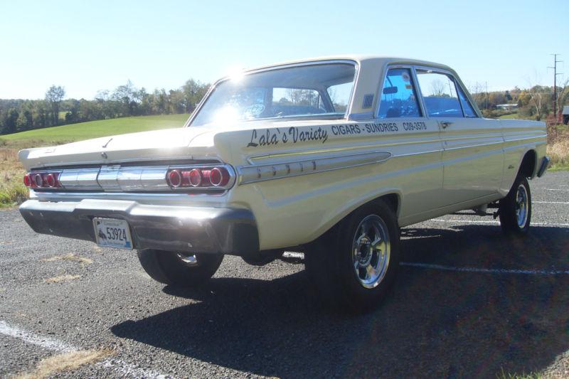 1960's Ford & Mercury gasser T2ec1746