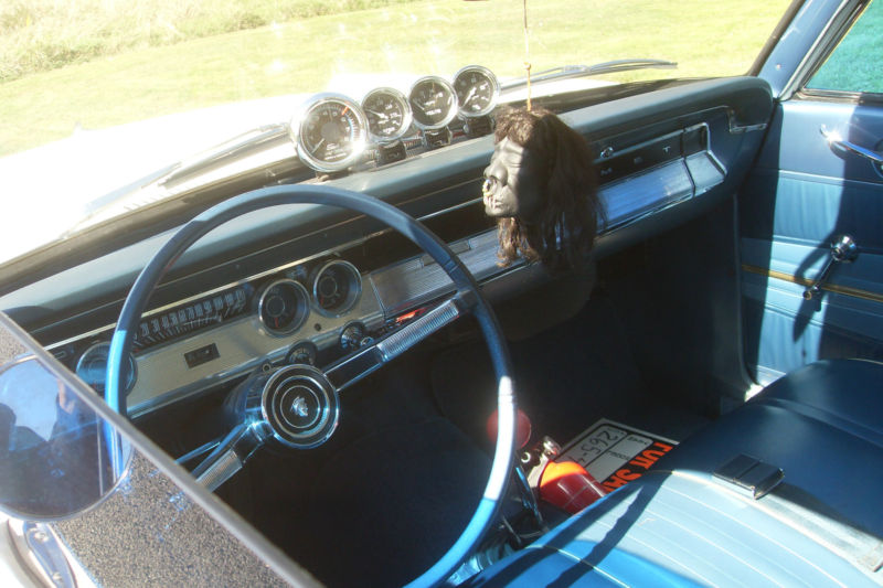 1960's Ford & Mercury gasser T2ec1750