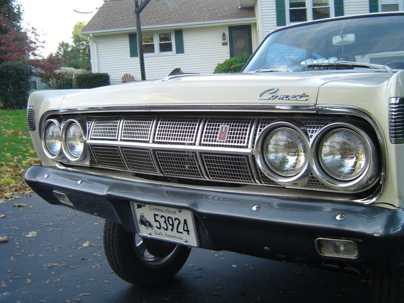 1960's Ford & Mercury gasser T2ec1751