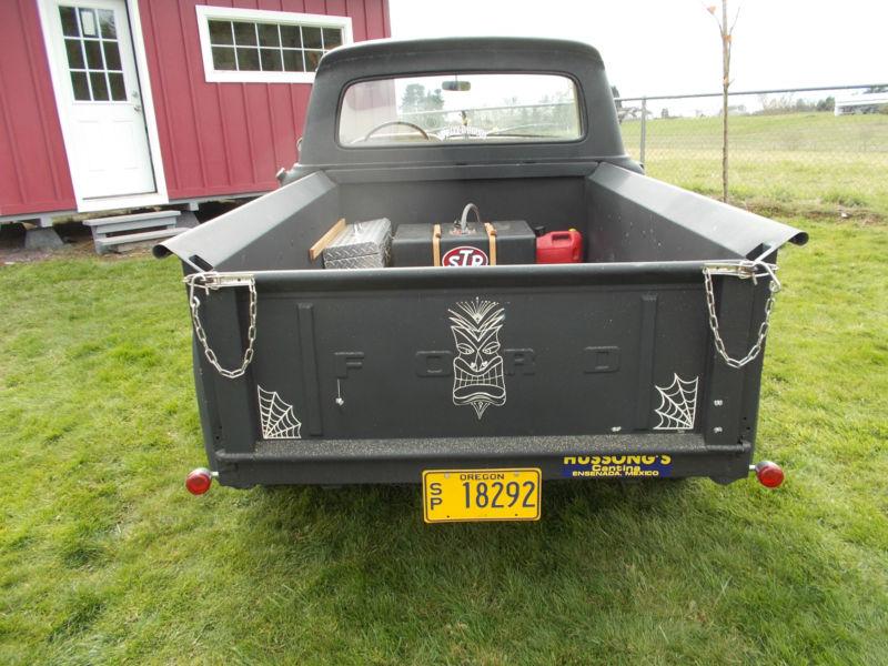 Ford Pick up 1958 - 1966 custom & mild custom T2ec1752
