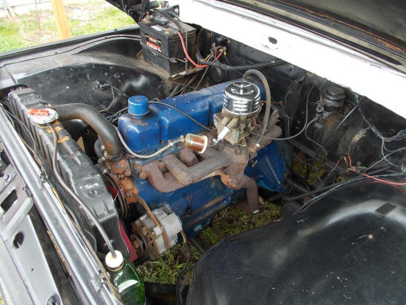 Ford Pick up 1958 - 1966 custom & mild custom T2ec1754