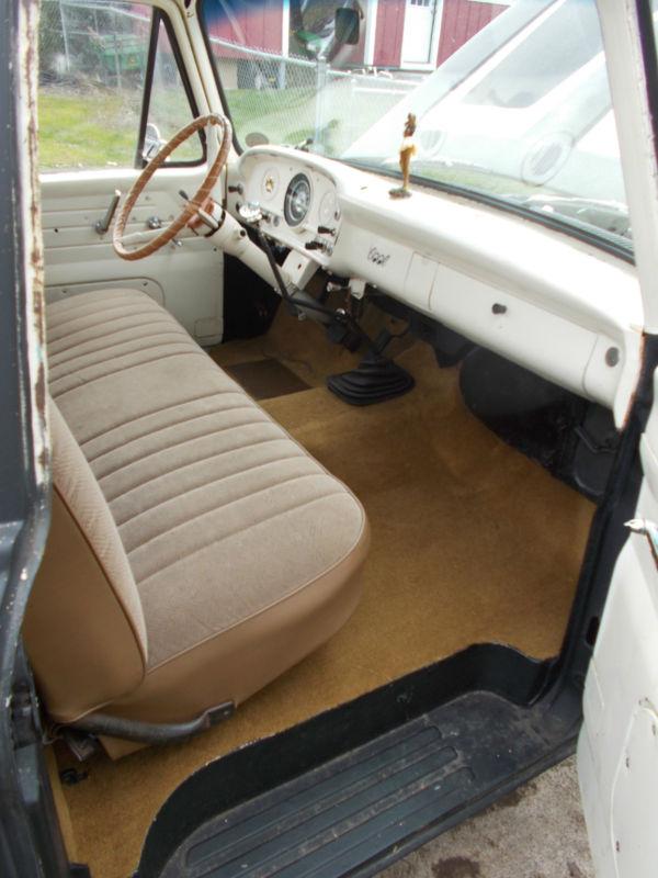 Ford Pick up 1958 - 1966 custom & mild custom T2ec1755