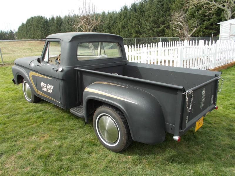 Ford Pick up 1958 - 1966 custom & mild custom T2ec1758