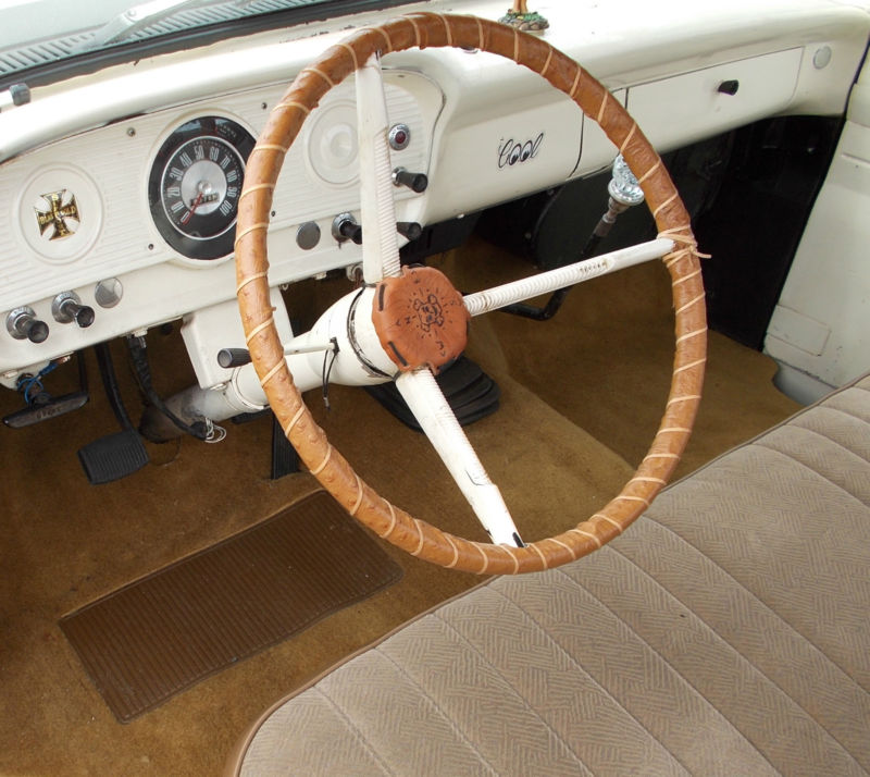 Ford Pick up 1958 - 1966 custom & mild custom T2ec1759