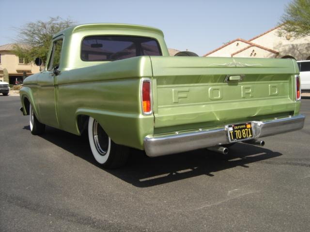 Ford Pick up 1958 - 1966 custom & mild custom T2ec1810