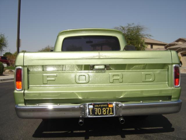 Ford Pick up 1958 - 1966 custom & mild custom T2ec1811