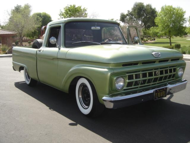 Ford Pick up 1958 - 1966 custom & mild custom T2ec1813
